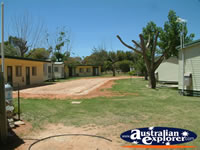 Balranald Caravan Park Grounds . . . CLICK TO ENLARGE
