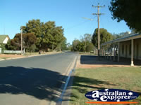 Balranald Street . . . CLICK TO ENLARGE