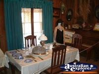 Bingara Museum Dining Table . . . CLICK TO ENLARGE