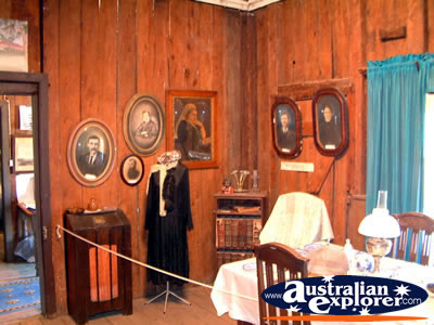 Bingara Museum Dining Room . . . VIEW ALL BINGARA MUSEUM PHOTOGRAPHS