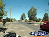 Main Street of Walgett . . . CLICK TO ENLARGE