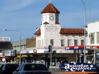 Goulburn Clock . . . CLICK TO ENLARGE