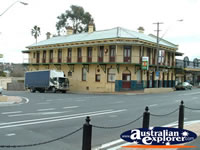 Tenterfield Hotel . . . CLICK TO ENLARGE