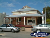 Warialda Post Office . . . CLICK TO ENLARGE