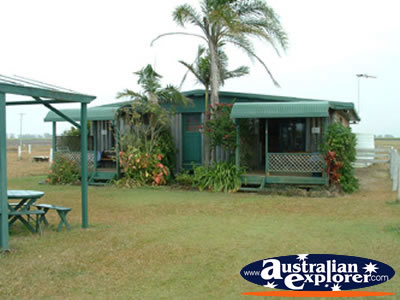 Cabin at Tassariki Ranch Ballina . . . VIEW ALL BALLINA PHOTOGRAPHS