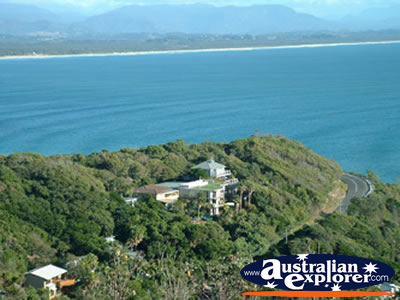 View from Lighthouse in Byron Bay  . . . VIEW ALL POINT DANGER PHOTOGRAPHS