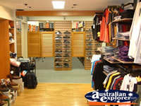 Moree Assefs Store Changing Room . . . CLICK TO ENLARGE