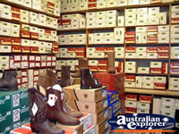 Moree Assefs Store Shoe Department . . . CLICK TO ENLARGE