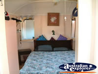 Lightning Ridge, Steves Camp Bedroom . . . CLICK TO ENLARGE