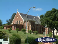 Gundagai Church . . . CLICK TO ENLARGE