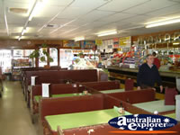Seating Areas at Gundagai Niagara Cafe . . . CLICK TO ENLARGE