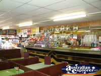 Gundagai Niagara Cafe . . . CLICK TO ENLARGE