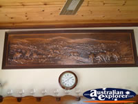 Picture at Poets Recall Motel Restaurant in Gundagai . . . CLICK TO ENLARGE