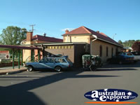 Gundagai, Poets Recall Motel . . . CLICK TO ENLARGE