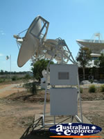 Close Up of Narrabri Telescope Dish . . . CLICK TO ENLARGE