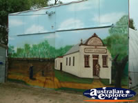 Jerilderie Dobook Inn Mural . . . CLICK TO ENLARGE