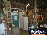 Ned Kelly Blacksmith Work Shop . . . CLICK TO ENLARGE