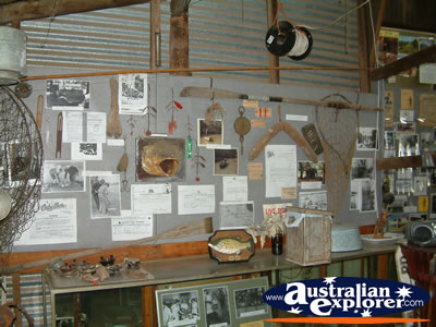 Ned Kelly Blacksmith Shop . . . VIEW ALL JERILDERIE PHOTOGRAPHS