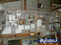 Ned Kelly Blacksmith Shop . . . CLICK TO ENLARGE