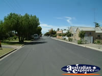 View Down Jerilderie Street . . . CLICK TO ENLARGE