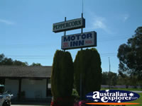 Peppercorn Motor Inn in Narromine . . . CLICK TO ENLARGE