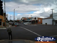 View Down Gunnedah Street . . . CLICK TO ENLARGE