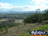 View from Porcupine Lookout, Gunnedah . . . CLICK TO ENLARGE