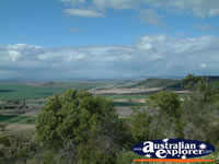 Porcupine Lookout in Gunnedah . . . CLICK TO ENLARGE