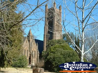 Armidale Cathedral . . . CLICK TO ENLARGE