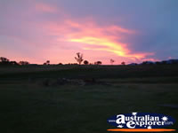 Tenterfield Sunset . . . CLICK TO ENLARGE