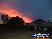 Another View of the Sunset in Tenterfield . . . CLICK TO ENLARGE