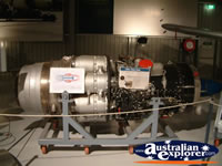 Temora Aviation Museum Engine . . . CLICK TO ENLARGE