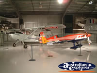 Scenic Plane at Temora Aviation Museum . . . CLICK TO ENLARGE