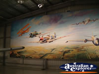 Mural at Temora Aviation Museum . . . CLICK TO ENLARGE
