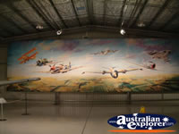 Temora Aviation Museum Mural . . . CLICK TO ENLARGE