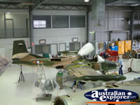 Aviation Museum in Temora . . . CLICK TO ENLARGE