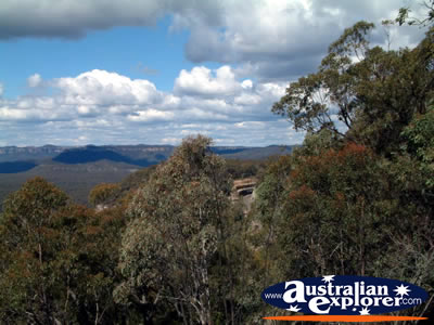 Lithgow, Blue Mountains . . . CLICK TO VIEW ALL LITHGOW POSTCARDS