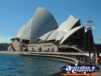 Opera House Sydney . . . CLICK TO ENLARGE