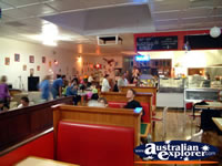 Inside Coolamo Willos Rock n Roll Diner . . . CLICK TO ENLARGE