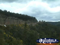 Lithgow, View from Zig Zag Railway . . . CLICK TO ENLARGE