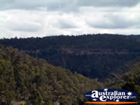 Scenic View from Zig Zag Railway in Lithgow . . . CLICK TO ENLARGE