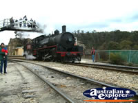Lithgow, Zig Zag Railway and Steam Train . . . CLICK TO ENLARGE