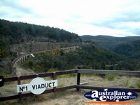 Lithgow, Zig Zag Railway Lookout . . . CLICK TO ENLARGE