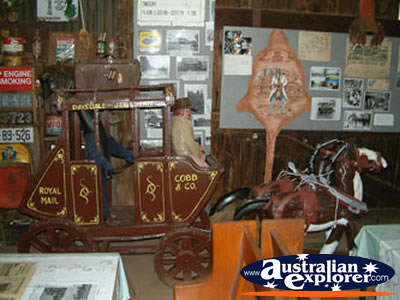 Jerilderie Ned Kelly Blacksmith Shop . . . VIEW ALL JERILDERIE PHOTOGRAPHS