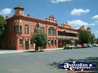 Culcairn Hotel . . . CLICK TO ENLARGE