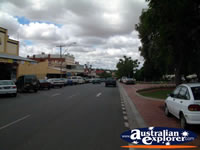 Coolamon Main Street on a Cloudy Day . . . CLICK TO ENLARGE