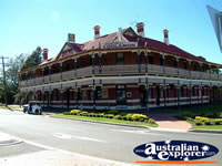 Coolamon Hotel from the Street . . . CLICK TO ENLARGE