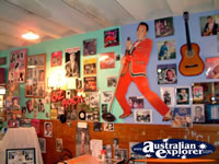 Windsor, Rock'n'Roll Cafe Wall . . . CLICK TO ENLARGE