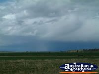 Cloudy Skies Between Coolah & Mudgee . . . CLICK TO ENLARGE