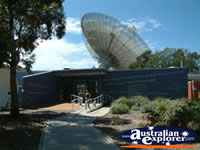 Parkes Australian Telescope . . . CLICK TO ENLARGE